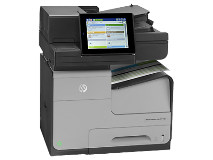 hp officejet color mfp x585 actualizar firmware